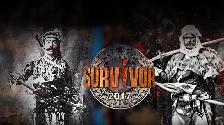 Ελληνο-οθωμανικές συγχορδίες στο Survivor