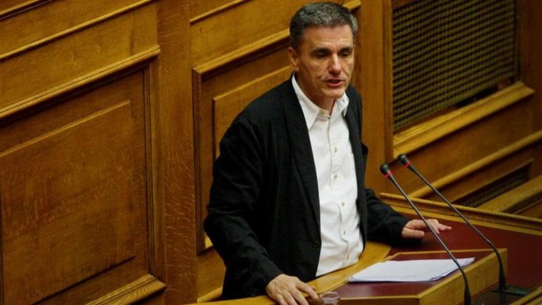 Βουλή: Ο Ε. Τσακαλώτος για τα μέτρα και το... survivor