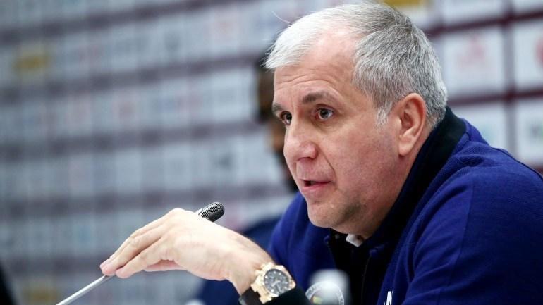 Ομπράντοβιτς: «Ο Ολυμπιακός δεν είναι μόνο ο Σπανούλης»