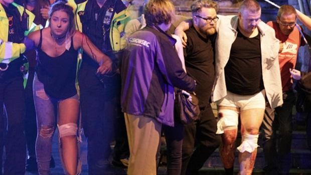 Έκρηξη με 19 νεκρούς στο Μάντσεστερ