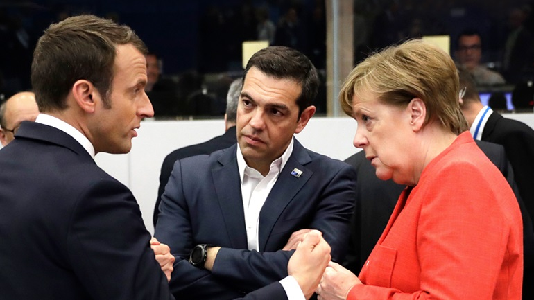 Πάλι με τη θηλιά στον λαιμό η Ελλάδα