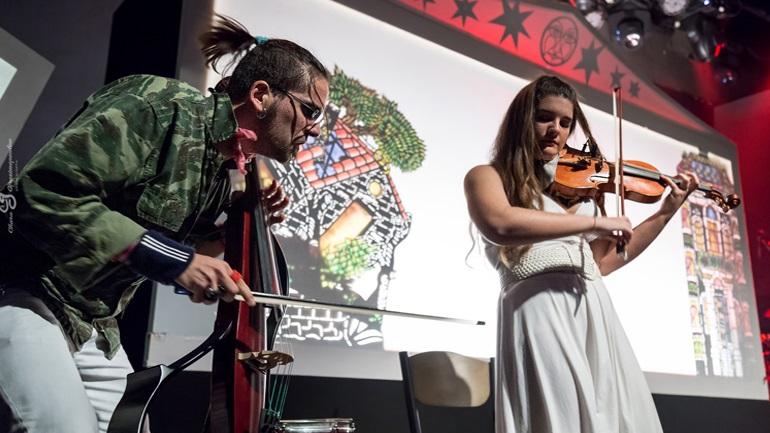 Οι String Demons στο Φεστιβάλ Αθηνών & Επιδαύρου 2017