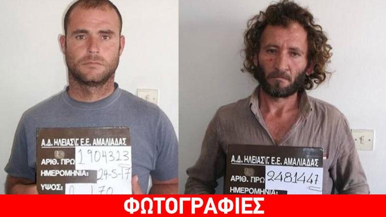 Αυτοί είναι οι δύο κατηγορούμενοι για την υπόθεση παιδικής πορνογραφίας στην Ηλεία