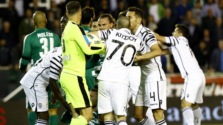 Αυλαία στα play offs - Κλειδώνει το Champions League
