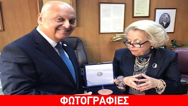 Επίσκεψη του ανώτατου ισραηλινού δικαστή Salim Joubran σε Αθήνα και Θεσσαλονίκη