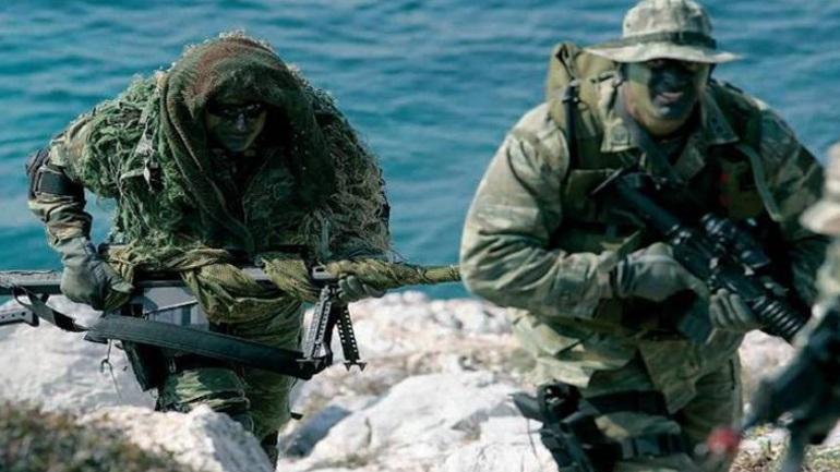 Συνεκπαίδευση τμημάτων Ειδικών Δυνάμεων Ελλάδας - Αρμενίας