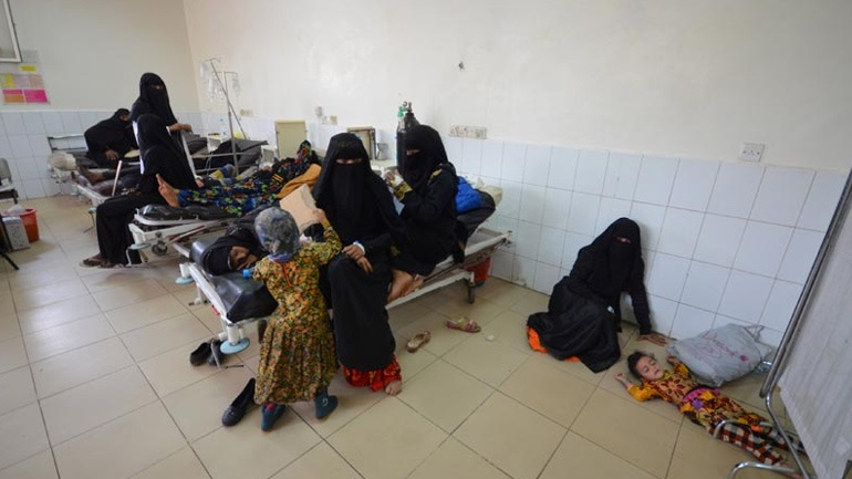 Υεμένη: Ένα παιδί μολύνεται κάθε λεπτό από χολέρα, προειδοποιεί η οργάνωση «Save the Children»