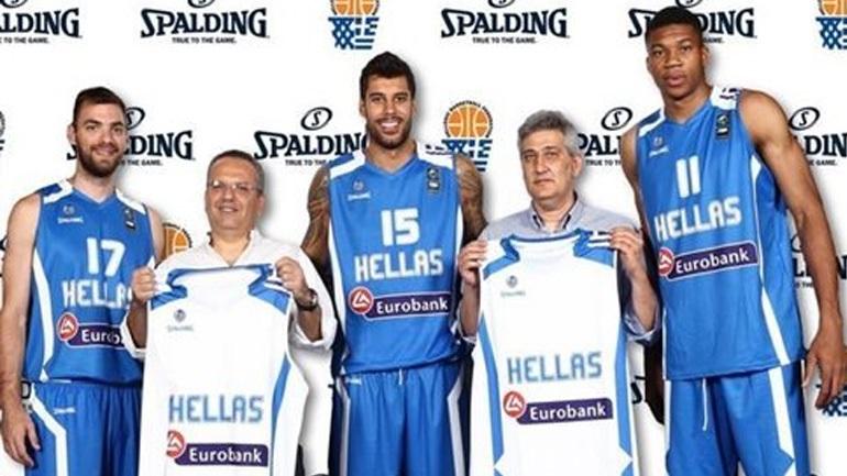 Μπάσκετ: Παρουσιάζεται η νέα εμφάνιση των Εθνικών ομάδων