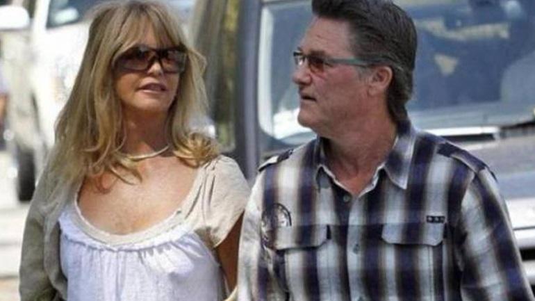 Στη Σκιάθο για διακοπές ο Κερτ Ράσελ και η Γκόλντι Χόουν