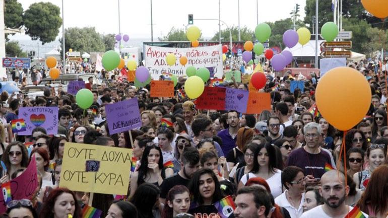 Πάνω από 13.000 άνθρωποι στο 6ο Thessaloniki Pride