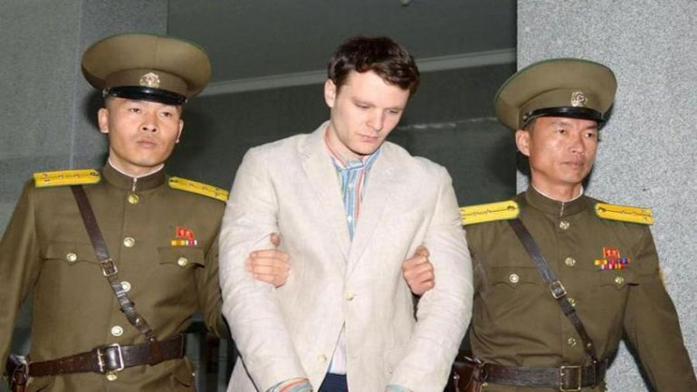 ΗΠΑ: Απεβίωσε ο Αμερικανός φοιτητής που είχε επαναπατριστεί μετά από μήνες κράτησής του στη Βόρεια Κορέα
