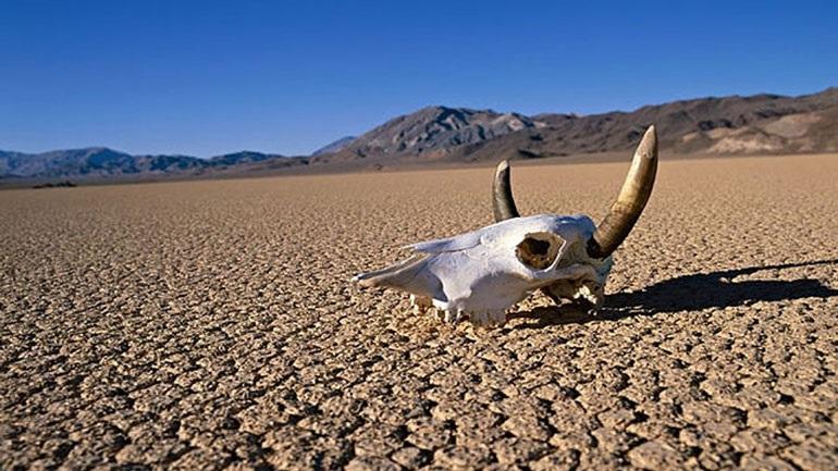 Καλιφόρνια: Η θερμοκρασία στην Κοιλάδα του Θανάτου αγγίζει τους 53 βαθμούς Κελσίου