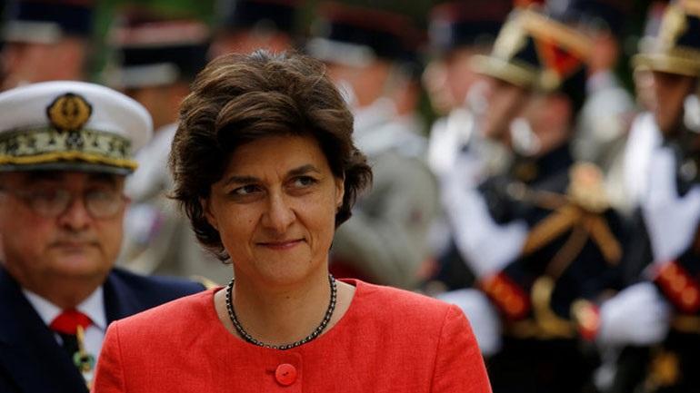 Την παραίτησή της υπέβαλε η υπουργός Άμυνας της Γαλλίας