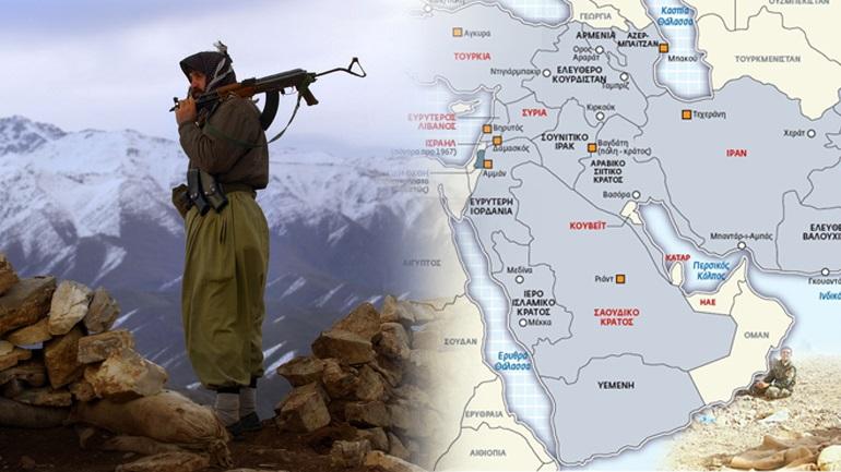 Σε εκρηκτική τροχιά το Κουρδικό