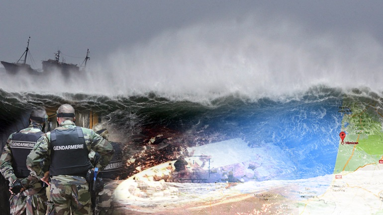 French connection με ελληνικά πλοκάμια