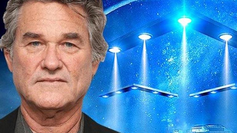 O Kurt Russell ισχυρίζεται ότι είδε UFO!