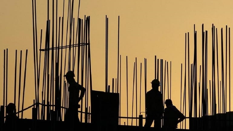 Μείωση 0,1% σημείωσαν οι τιμές των οικοδομικών υλικών τον Μάιο