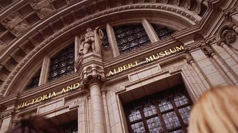 Image result for Victoria and Albert Museum στο Λονδίνο.