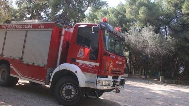 ΓΓΠΠ: Πολύ υψηλός ο κίνδυνος πυρκαγιάς σήμερα
