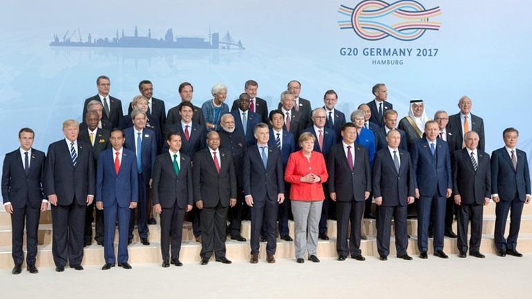 Συμφωνία στην G20 εκτός... κλίματος