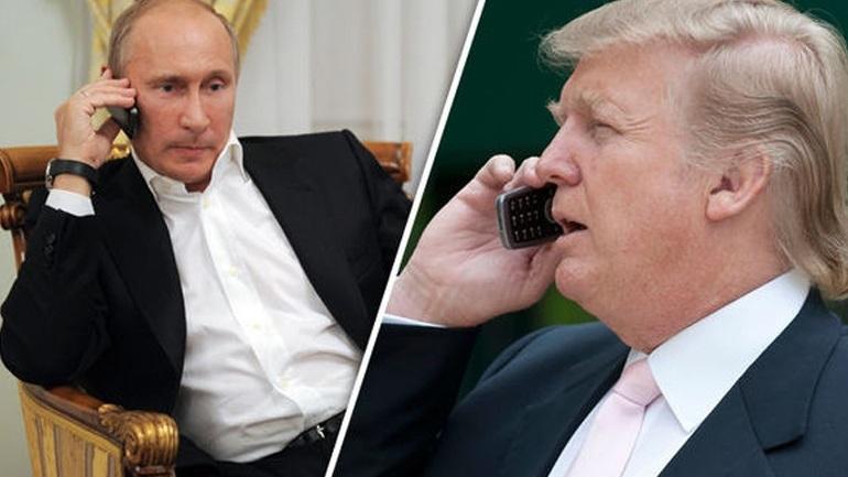 Πούτιν και Τραμπ θέλουν να προωθήσουν τις διμερείς σχέσεις