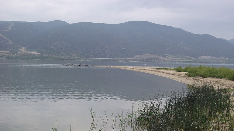Νέος τηλεμετρικός σταθμός στη λίμνη Κορώνεια για να παρακολουθεί την ποιότητα των υδάτων