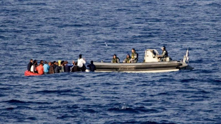 Εντοπίστηκαν 50 μετανάστες και πρόσφυγες ανοιχτά της Σκύρου