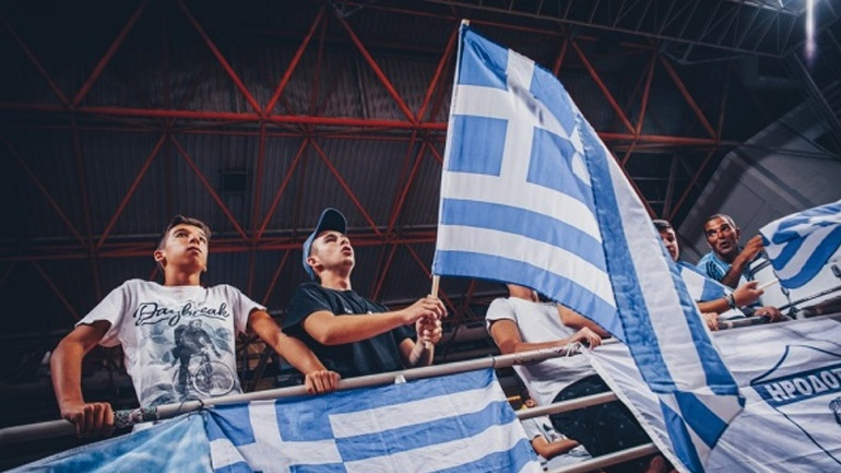 Sold out ο τελικός Ελλάδα – Ισραήλ