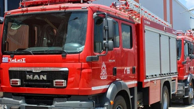 Πολύ υψηλός κίνδυνος πυρκαγιάς για τη Δευτέρα