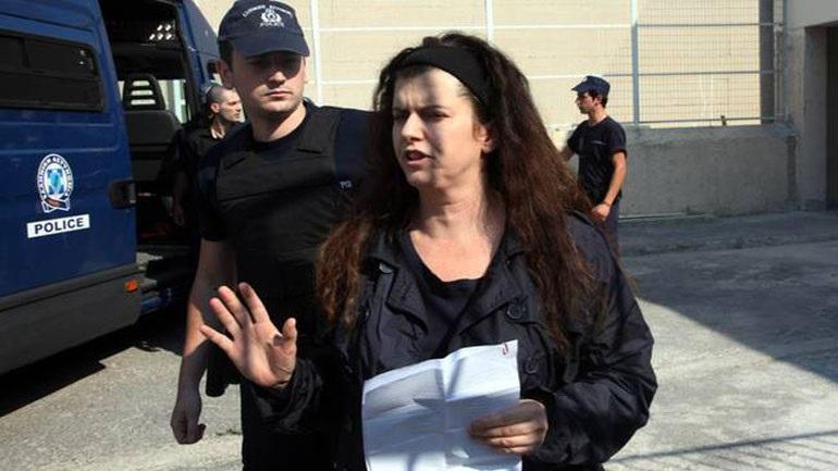 Ένσταση της Πόλας Ρούπα περί αναρμοδιότητας του δικαστηρίου για βομβιστική επίθεση
