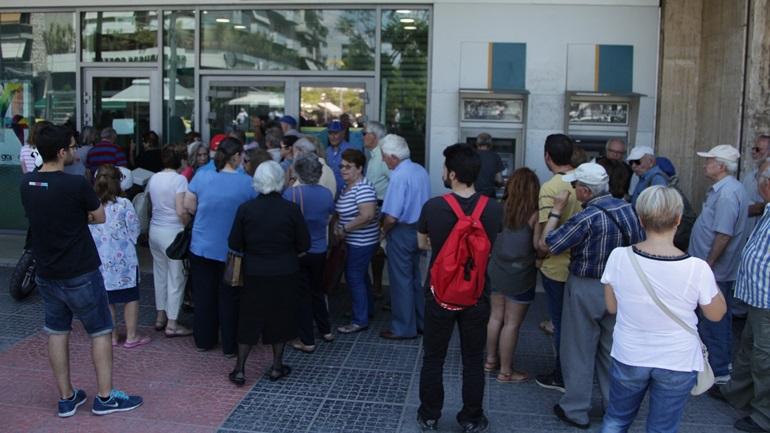 Capital controls: Πλαφόν ανάληψης στα 1.800 ευρώ