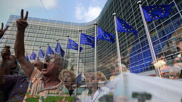 Ε.Ε.: Μούφα η πρωτοβουλία πολιτών