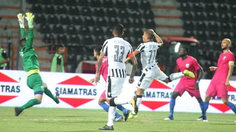 Φιλική εντός έδρας ήττα για τον ΠΑΟΚ με 1-0 από τη Λαμία
