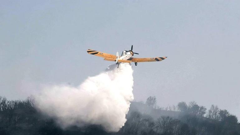 Η Ευρωπαΐκή Επιτροπή συμβάλλει στην αντιμετώπιση των πυρκαγιών στην Αλβανία