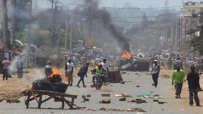 Κένυα: «Ματωμένες» προεδρικές εκλογές