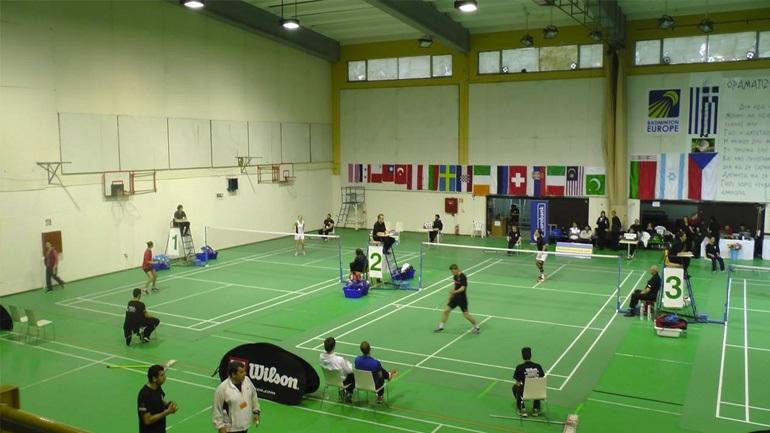 Μπάντμιντον: Μεγάλη συμμετοχή για το Hellas Open