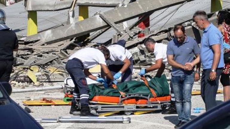Πάτρα: Στα αζήτητα η σορός του μετανάστη που σκοτώθηκε από την πτώση του στεγάστρου στο παλιό λιμάνι