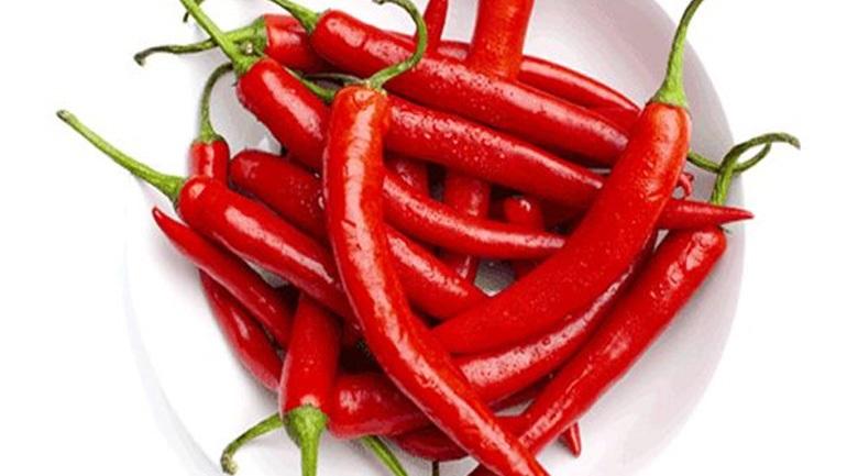 Φάτε καυτερή πιπεριά για την ανάπτυξη των μαλλιών σας!