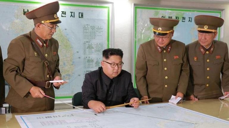 Ο Τίλερσον δήλωσε ότι ο διάλογος εξαρτάται από τον Κιμ Γιόνγκ Ουν