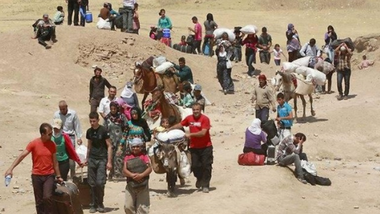 OHE: 600.000 Σύροι έχουν επιστρέψει τις εστίες τους