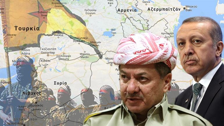 """""""Τρέμει""""  η Άγκυρα το κουρδικό δημοψήφισμα"""
