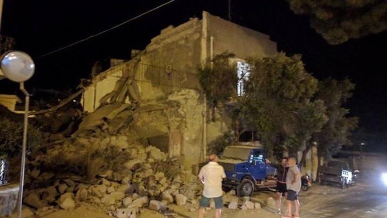 Σεισμός στη Νότια Ιταλία! Δύο νεκροί και οκτώ αγνοούμενοι... (Βίντεο)