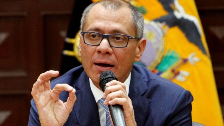 Ισημερινός: Ο ανώτατος εισαγγελέας θα παρουσιάσει στοιχεία σε βάρος του αντιπρόεδρου Χόρχε Γκλας