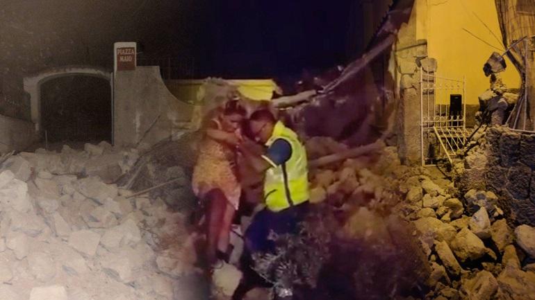 Φονικός σεισμός στην Ιταλία
