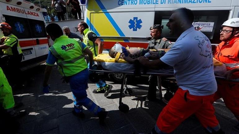 Σεισμός Ιταλία: Απεγκλωβίστηκε το μεγαλύτερο από τα δύο αδέλφια από τα ερείπια