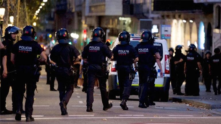 Ισπανία: Ένας εκ των υπόπτων επιβεβαίωσε ένα πολύ μεγαλύτερης κλίμακας τρομοκρατικό χτύπημα