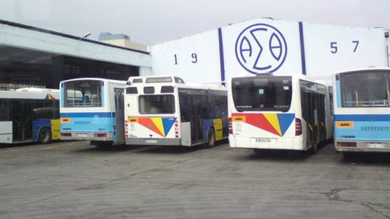 Αποτέλεσμα εικόνας για 70 αστικά λεωφορεία επιπλέον στους δρόμους της Θεσσαλονίκης