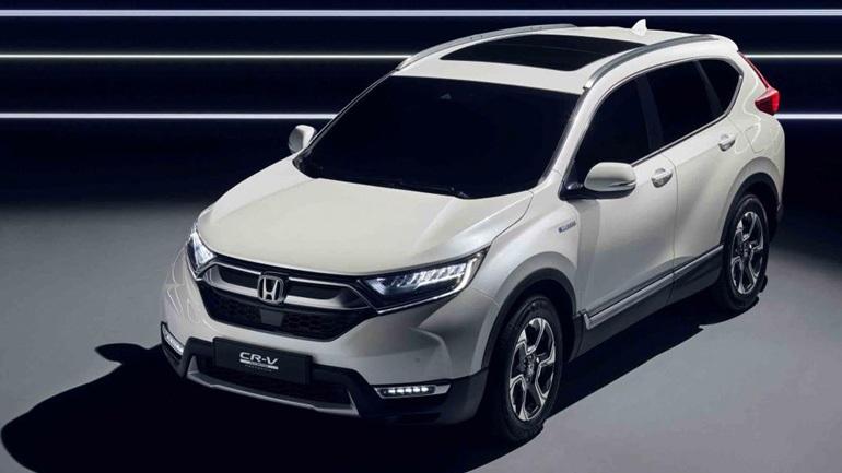 Τέλος οι diesel κινητήρες, έρχεται το υβριδικό Honda CR-V