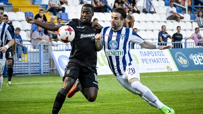«Κόλλησε» στη Ριζούπολη ο ΠΑΟΚ, 0-0 με τον Απόλλωνα