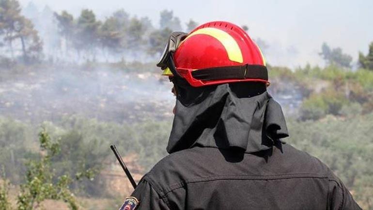Λάρισα: Κατασβέστηκε πυρκαγιά στην περιοχή της Αγίας Παρασκευής